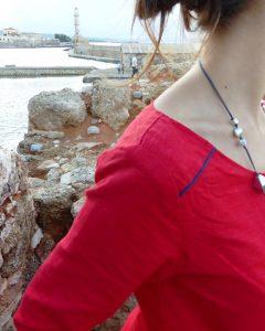 Robe Opale Perle de Nacre (6)