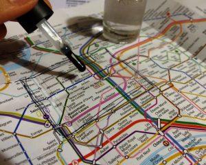 DIY bague Paris metro (1)