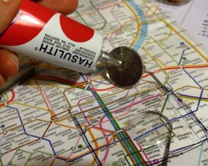 DIY bague Paris metro (10)