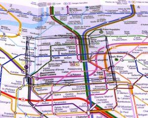 DIY bague Paris metro (8)