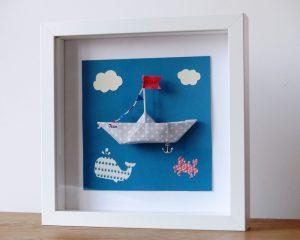 Cadre origami bateau Jean mars2016 (1)