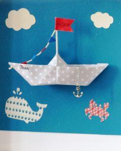 Cadre origami bateau Jean mars2016 (3)