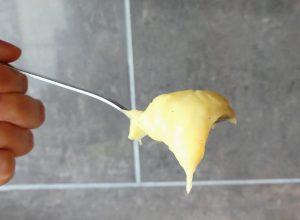 la crème pâtissière au lait d'amande